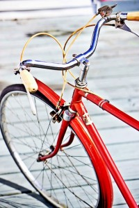 bicycle-red